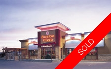 Duncan Restaurant for sale: Boston Pizza   (Listed 2011-09-16)