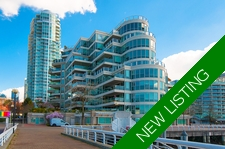 Yaletown Apartment for sale: Yacht Harbour Pointe 2 bedroom 1,132 sq.ft. (Listed 2018-04-03)