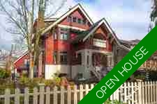 Kitsilano Townhouse for sale:  1 bedroom 631 sq.ft. (Listed 2018-04-17)