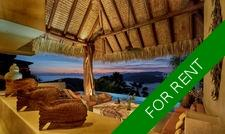 Zihuatanejo House with Spectacular Views:  3 bedroom