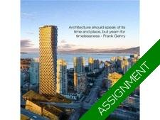 Beach District Condo for sale: Vancouver House 3 bedroom 1,871 sq.ft. (Listed 2019-02-15)