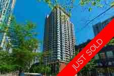 Yaletown Condo for sale: Yaletown Park 1 1 bedroom 573 sq.ft. (Listed 2020-01-17)